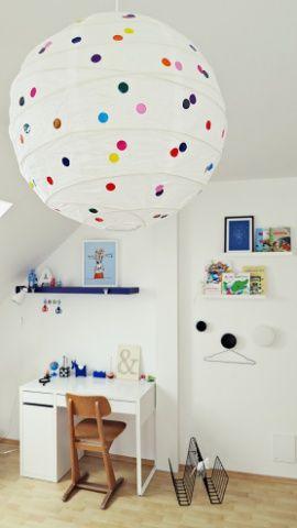 Übergangslösung: Lampe gestaltet von Ahoj 2012