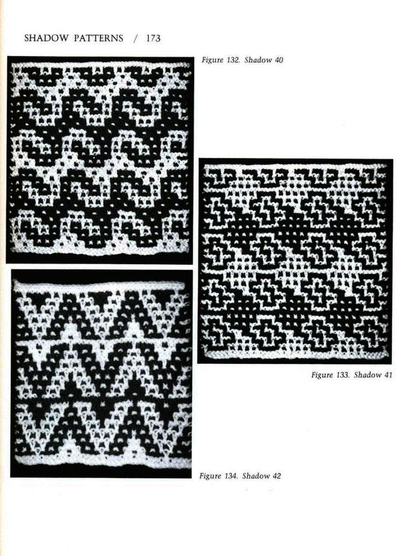 1000+ images about KNITTING Stitch Patterns and Charts on Pinterest Cable, ...
