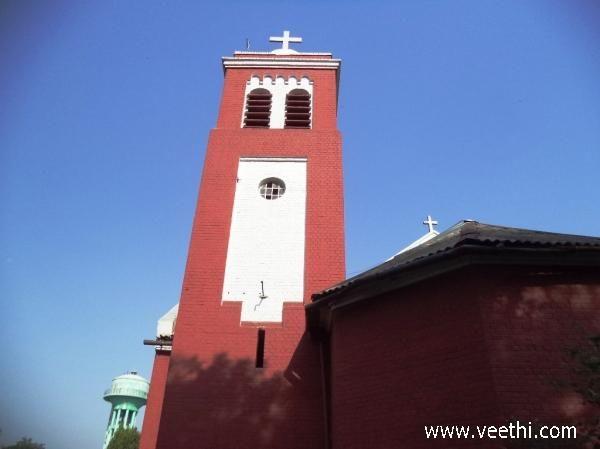 St. Paul's Church, Cantonment, Meerut