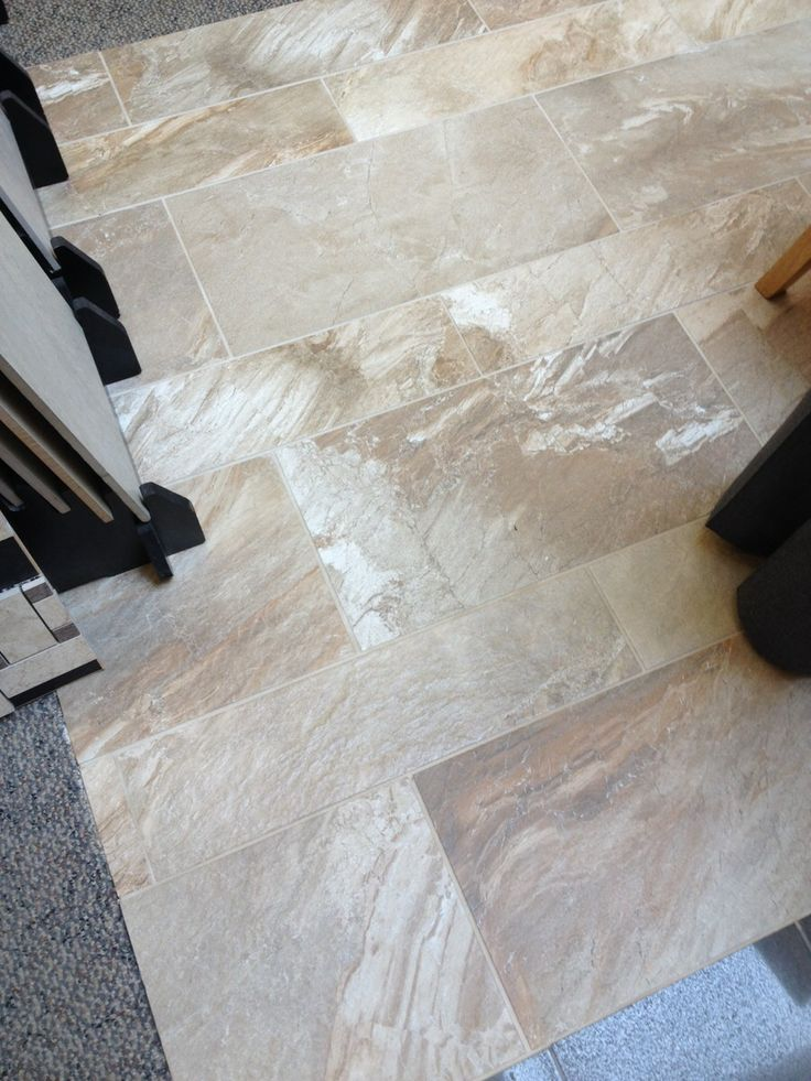 Fitch Fawn Floor Tile Update Patio Amp Entry Pinterest