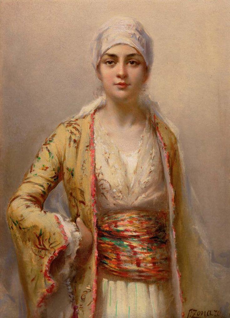 Osmanlı Resimleri Fausto Zonaro