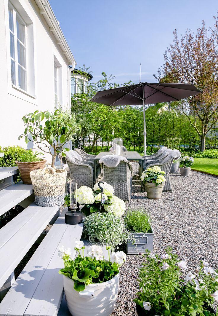 53 Billig Und Einfach Herbstdekoration Ideen Patio Garten Herbst Aussendekoration Abschussiger Garten