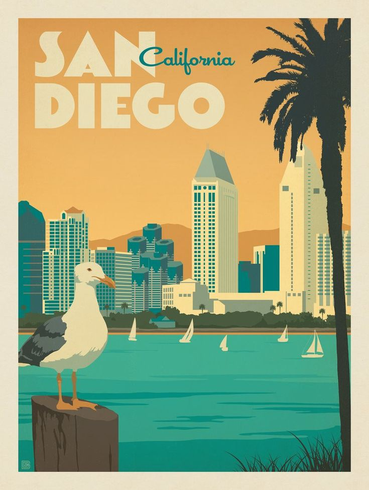 Anderson Design Group American Travel San Diego Ca