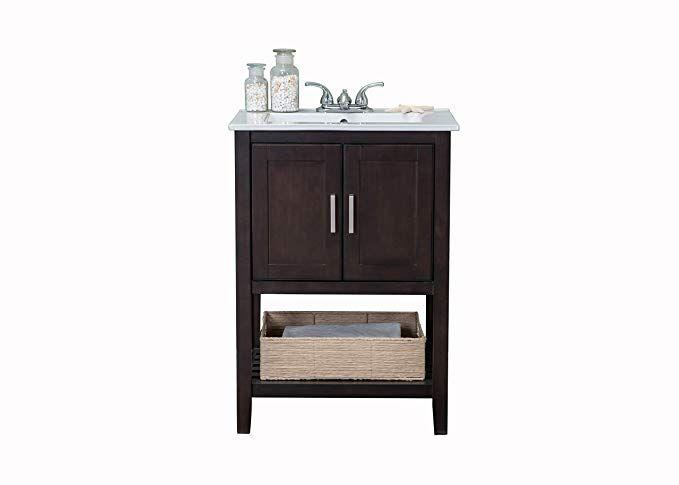 Legion Furniture Wlf6020 C Bs 24 Coffee Bathroom Vanity Review