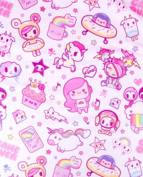 huge discount e301a 16564 Adult tokidoki x iHasCupquake T-shirt | Wallpapers | Backgrounds ...