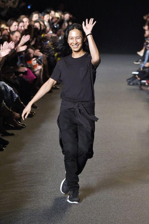 SHOW: Klassieke sportschoen inspiratie voor Alexander Wang | I LOVE FASHION NEWS