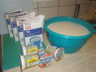 Viki Egyszerű Konyhája: Krémsajt yoghurttal