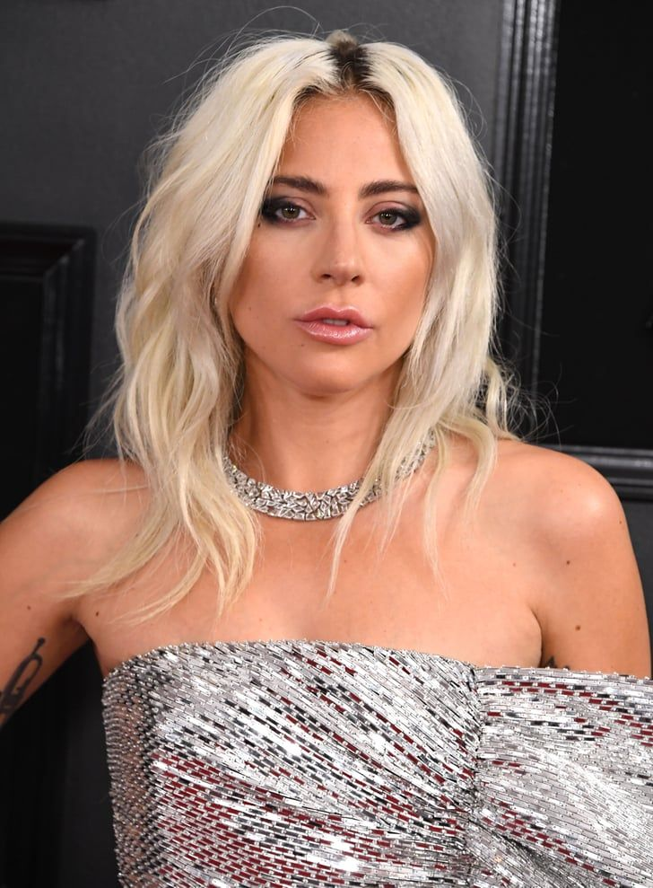 Lady Gaga Loves Experimenting With Her Hair But Do You Know Her Natural Color Lady Gaga Hair Platinum Blonde Hair Lady Gaga Photos