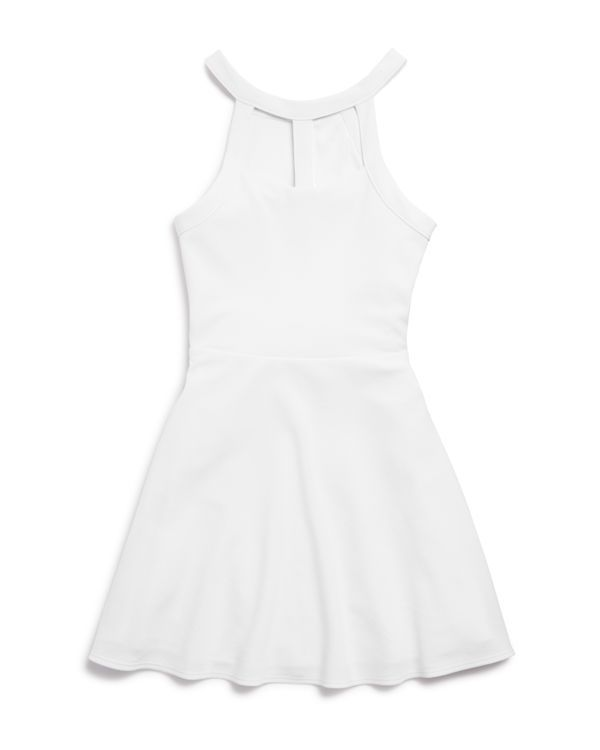 Sally Miller Girls' Cutout Skater Dress - Sizes S-xl