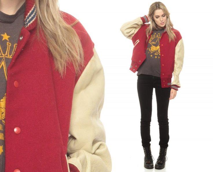 Womens Varsity Jacket 5