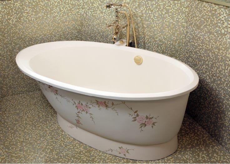 Маленькая, компактная, но при этом невероятно изящная, удобная и стильная - #ванна Паллада!