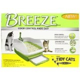 Tidy Cats Breeze Litter Box System for Multiple Cats, 1-Count Kit (Grocery)By Tidy Cat