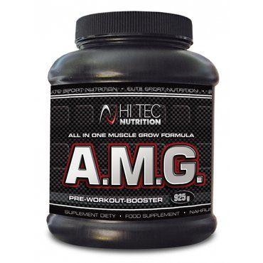 Sportovní výživa - A.M.G