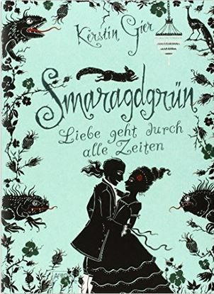 Edelstein-Trilogie3: Smaragdgrün von Kerstin Gier