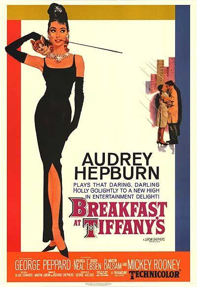 Breakfast at Tiffany's. Best movie :)