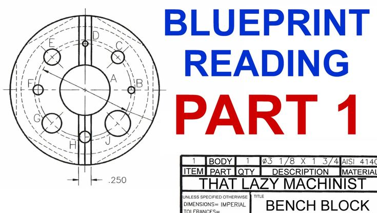 865 best its video time images on pinterest music for Reading blueprints 101