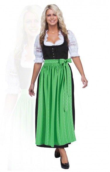 Oktoberfest size length dirndl 1 pieces ZENTA3/SC195c -