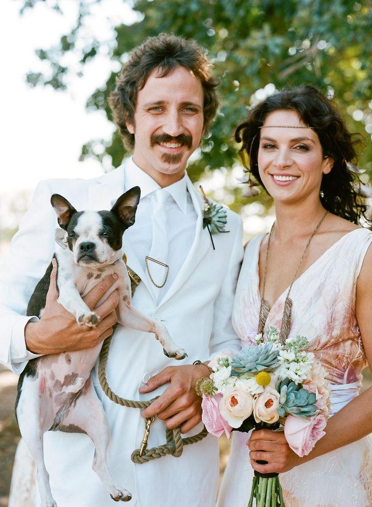 A Bohemian Chic Wedding in Austin, TX
