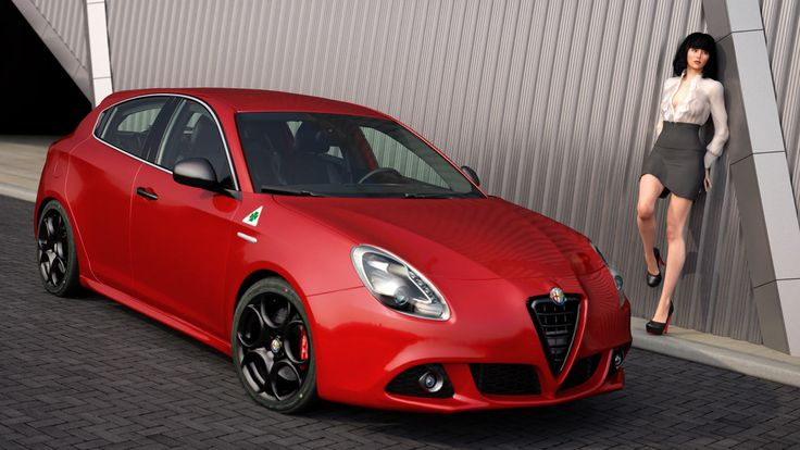 Alfa Giulietta QV by jerry001