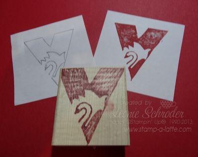 Sydney Swans Logo carved by Leonie Schroder