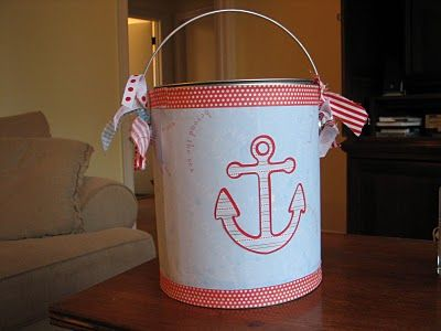 Love, Laughter, and Lyrics: Charlie's Nautical Birthday Party