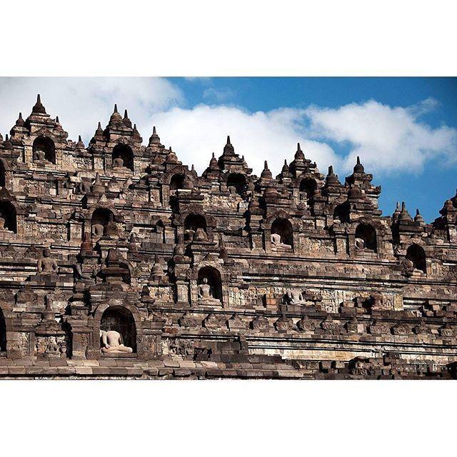 インドネシア世界遺産・ボロブドゥール寺院遺跡群▶︎遺跡群の歴史