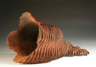 marc ricourt, wood sculpture