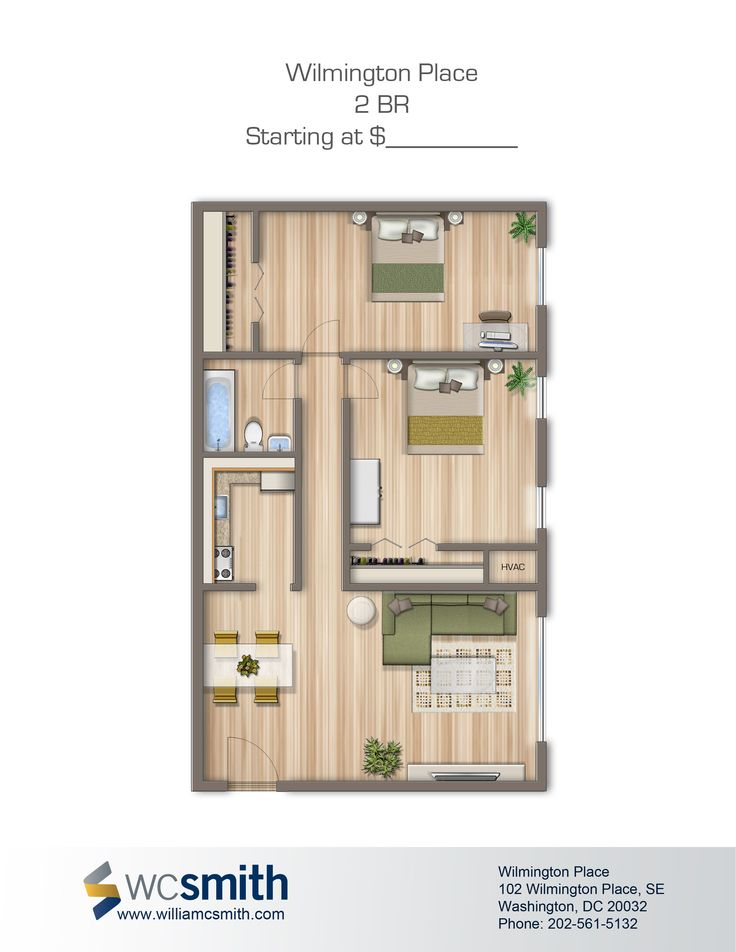 2 Bedroom Apartments For Rent In Dc Brilliant 16 Best Wilmington Place Images On Pinterest  Bedroom Apartment Review