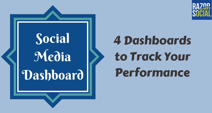 A social media dashboard gives you an overview of your social media activity. Check out 4 dashboards you can use.