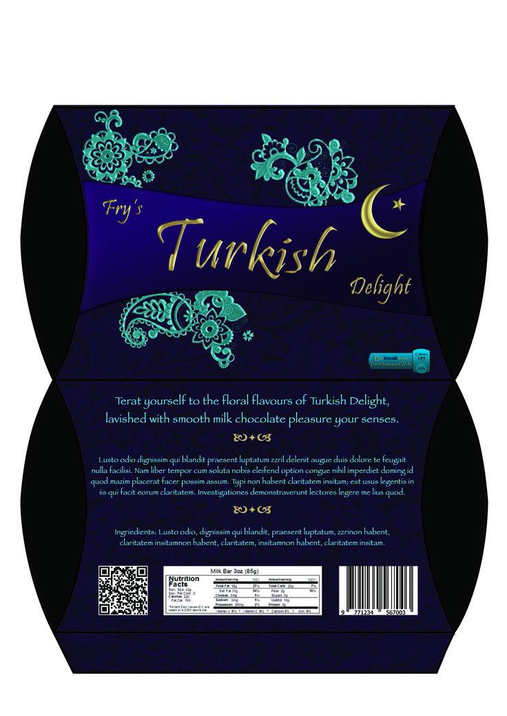 23 best lokum images on pinterest turkish delight design turkish delight packaging re designed fandeluxe Gallery