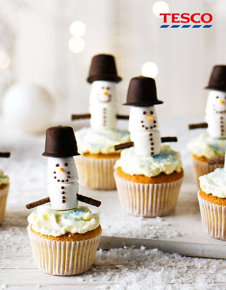 These adorable Christmas bakes are simple to make and taste delicious | Tesco