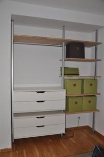 Perfect Regalsystem close it begehbarer Kleiderschrank abzugeben in Sachsen Pirna eBay Kleinanzeigen