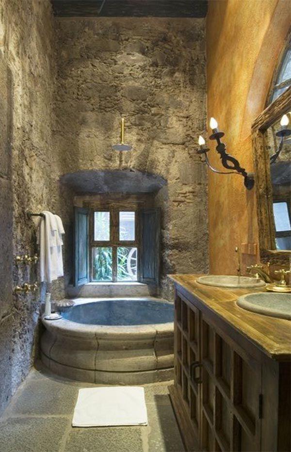 Inspirierende toskanische Häuser Design & Hauspläne
