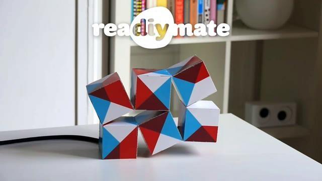 reaDIYmate - Kinetic Sculpture in action. Video by reaDIYmate.  really interesting ...on Kickstarter.