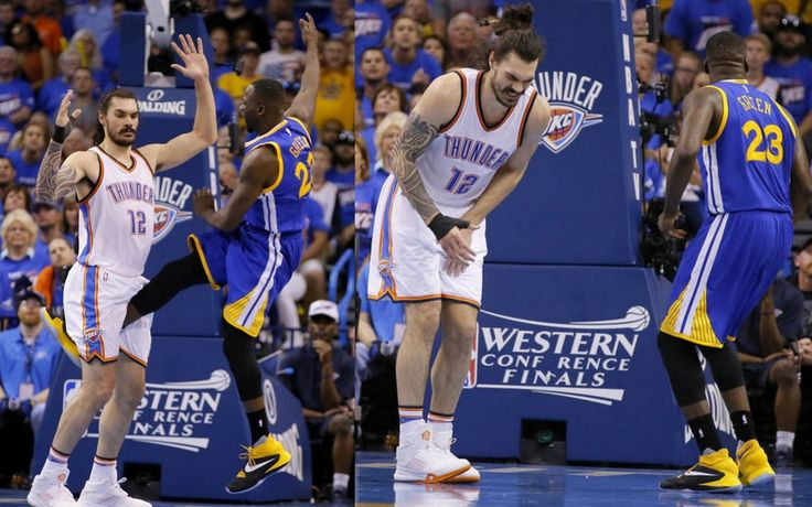 After Draymond Green second groin kick Steven Adams investing in iron clad cup - https://movietvtechgeeks.com/draymon-green-second-groin-kick-steven-adams-investing-iron-clad-cup/-The Oklahoma City Thunder absolutely embarrassed the Golden State Warriors 133-105 in Game 3 Sunday; however, all the talk after the game has been about Draymond Green and the ferocious Lionel Messi kick he delivered