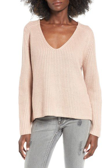 Leith V-Neck Sweater available at #Nordstrom 65€ Taille M