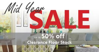 Don't miss out on our Mid Year Clearance!
