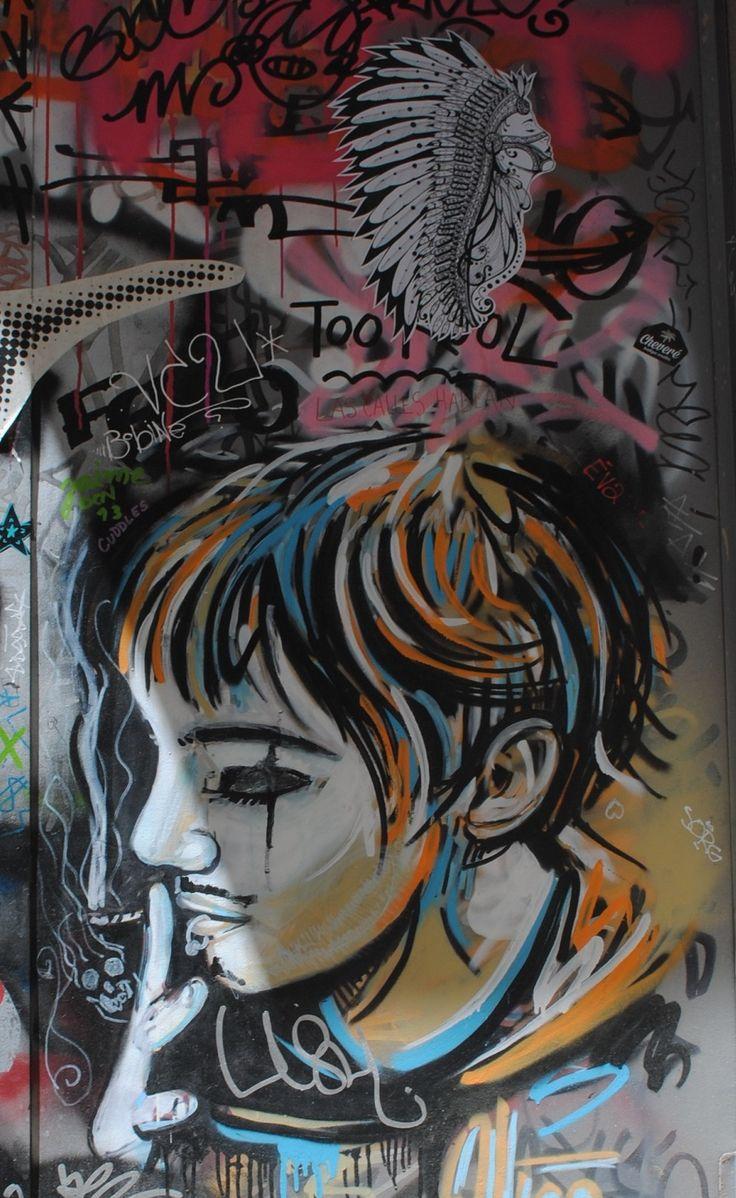 Graffiti wall barcelona - Barcelona Graffiti And Street Art Barcelona Navigator