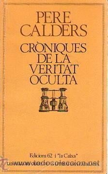 Pere Calders - Cròniques de la veritat oculta
