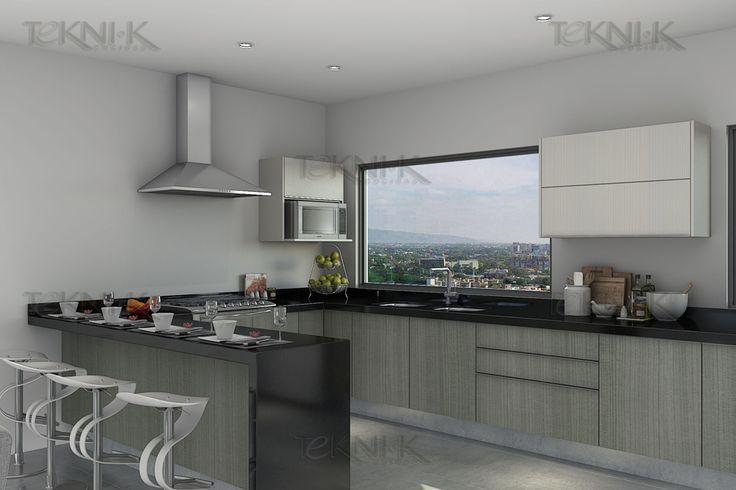Cocinas integrales tekni k google cocinas cubierta - Cubiertas para casas ...