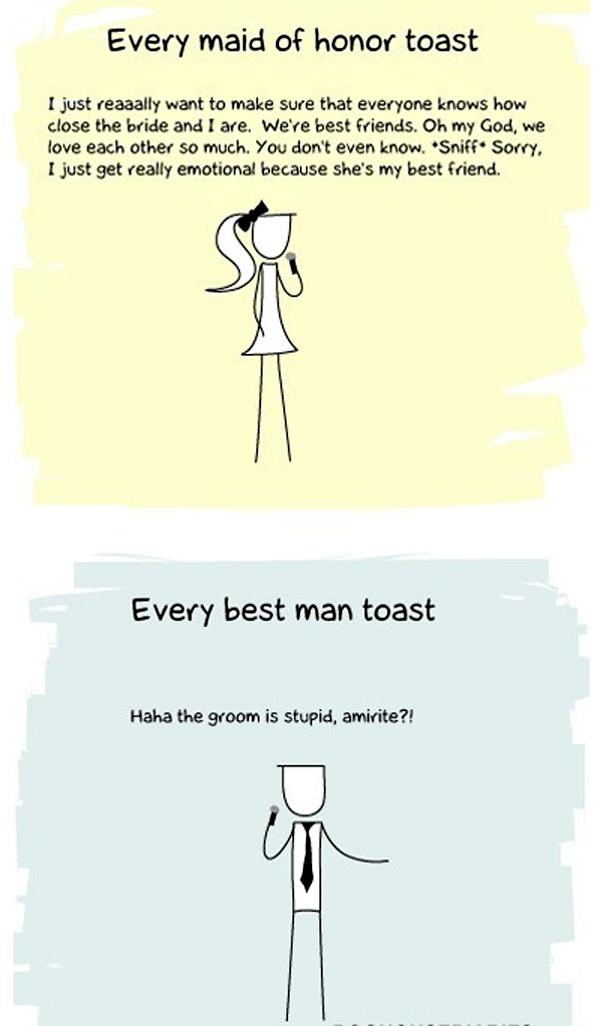 Wedding Toast Quotes From Movies: Best 25+ Funny Wedding Toasts Ideas On Pinterest