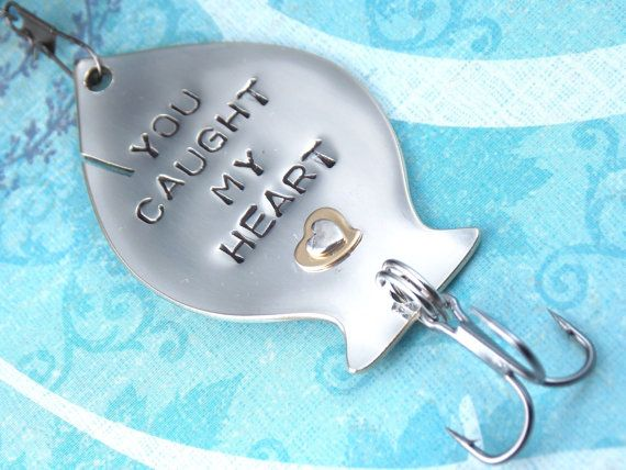 Personalized fishing lure custom fishing lure you caught for Personalized fishing lures