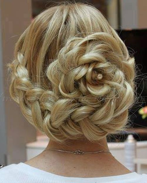 Updo Hairstyles 2015 New and Prom Hairstyles | World's ...