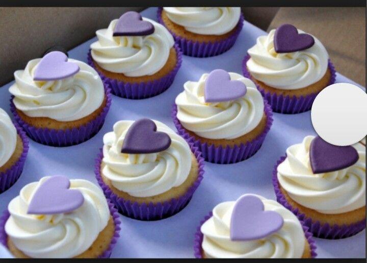 Cup cakes!!!! De amors ♥♥♥