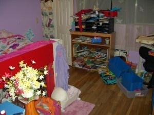 Before #5: Kid's room
