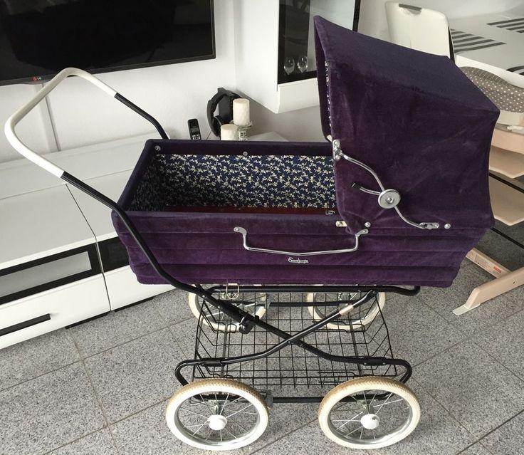 Emmaljunga Nostalgie Kinderwagen