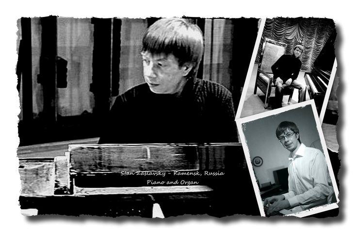 flow - Stanislav Zaslavsky - pianis, composer