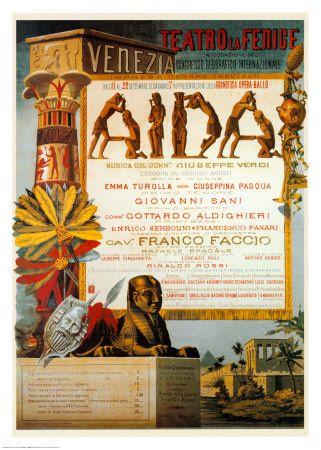 Aida - beautiful and balanced as the pyramids themselves