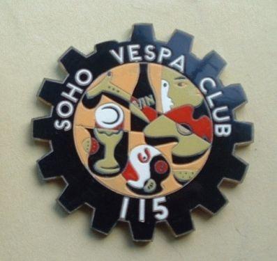Soho Branch 115 | The Vespa Club of Britain Forum