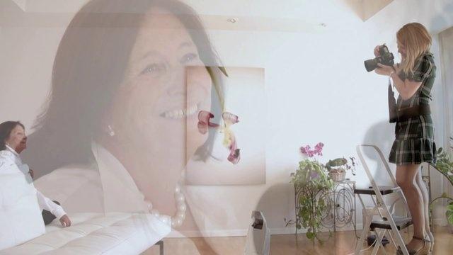 Maribel, nos explica como se sintio durante nuestra sesión fotográfica para Pasarela de Asfalto